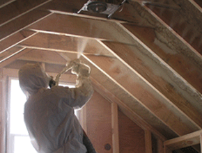 attic insulation installations for California